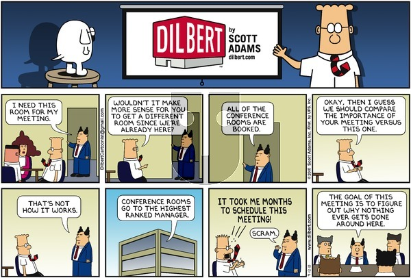 Dilbert - Sunday September 12, 2010 Comic Strip