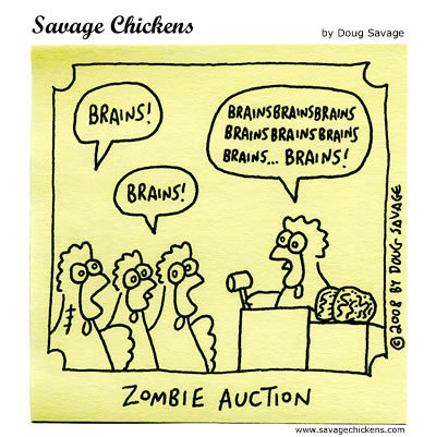 Savage Chickens for Oct 28, 2015 Comic Strip