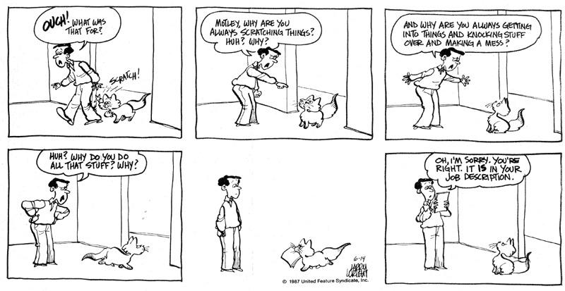 Motley Classics Comic Strip for June 14, 2015