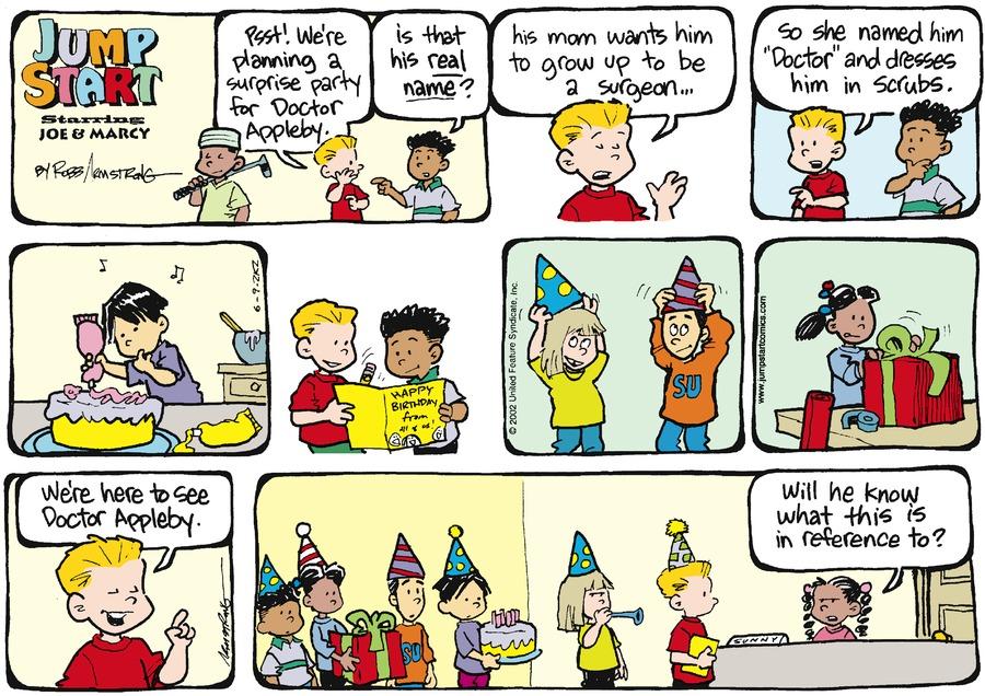 JumpStart for Jun 9, 2002 Comic Strip