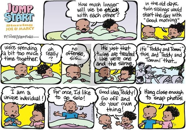 JumpStart - Sunday June 21, 2009 Comic Strip