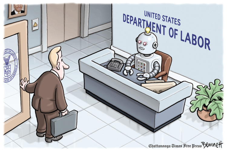 Clay Bennett Comic Strip for December 12, 2016