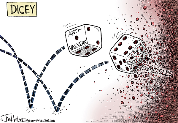 Joe Heller by Joe Heller for February 19, 2019