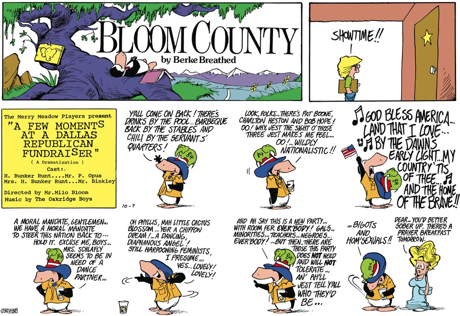 Bloom County by Berkeley Breathed on Tue, 08 Sep 2020