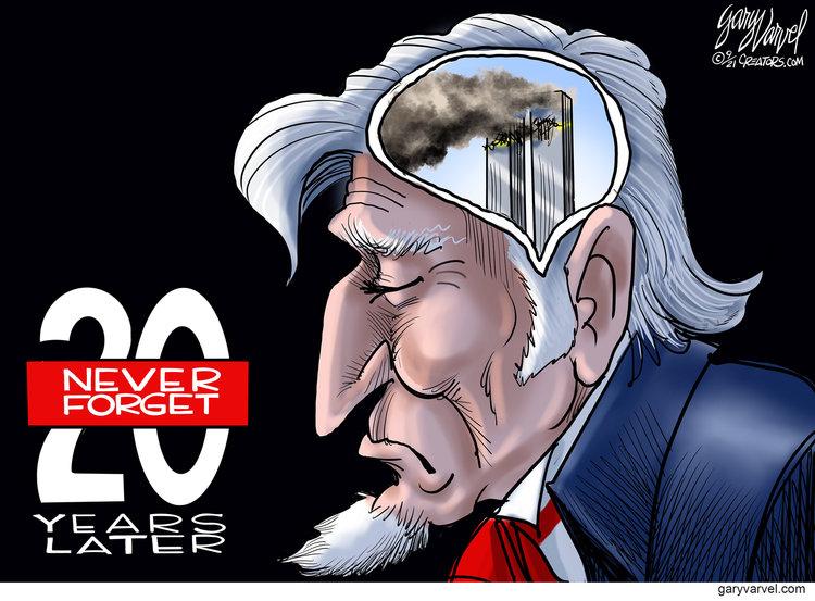 Gary Varvel by Gary Varvel on Sat, 11 Sep 2021
