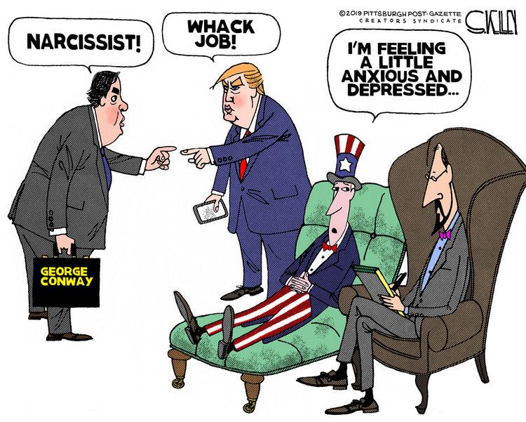 Steve Kelley Comic Strip for March 22, 2019