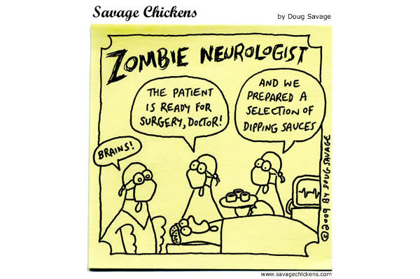Zombie Neurologist