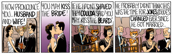 Beardo on Sunday January 31, 2021 Comic Strip