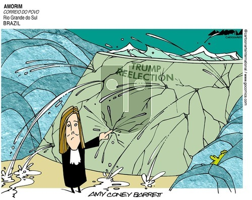 Views of the World on Sunday October 4, 2020 Comic Strip