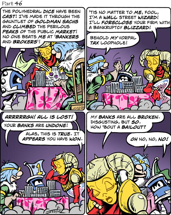MythTickle Comic Strip for September 06, 2021