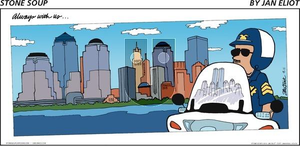 Stone Soup on Sunday September 11, 2011 Comic Strip
