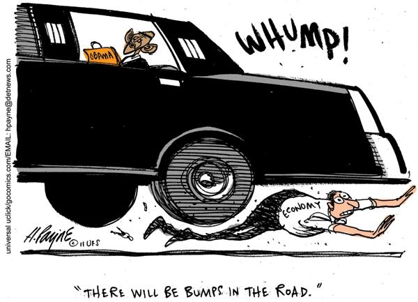 Henry Payne Comic Strip for June 18, 2011
