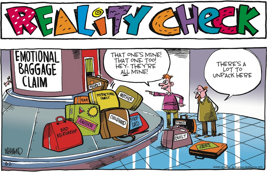Reality Check Comic Strip for August 02, 2020
