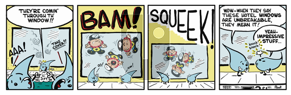 Pirate Mike on Wednesday January 30, 2019 Comic Strip