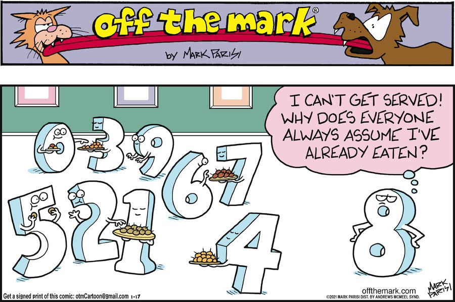 Off the Mark Comic Strip for January 17, 2021