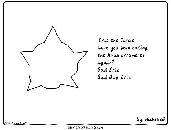 Eric the Circle for Dec 17, 2013 Comic Strip