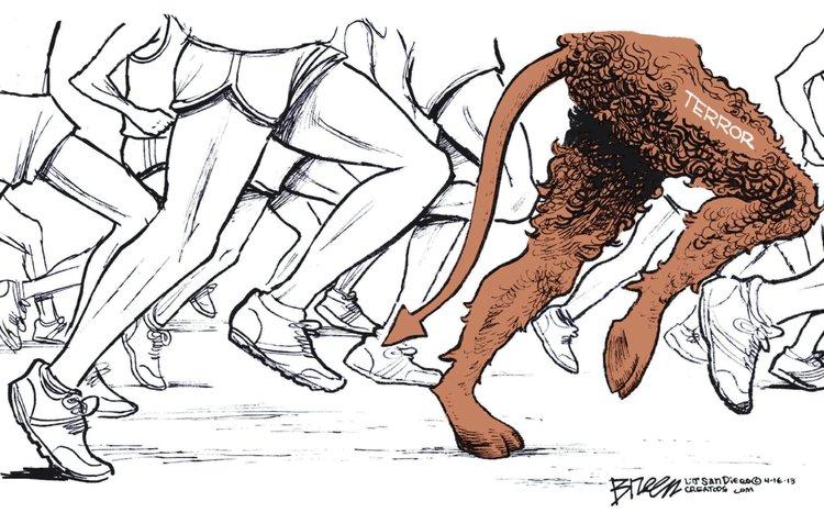 Steve Breen for Apr 16, 2013 Comic Strip