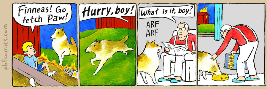 Perry Bible Fellowship Comic Strip for June 27, 2019