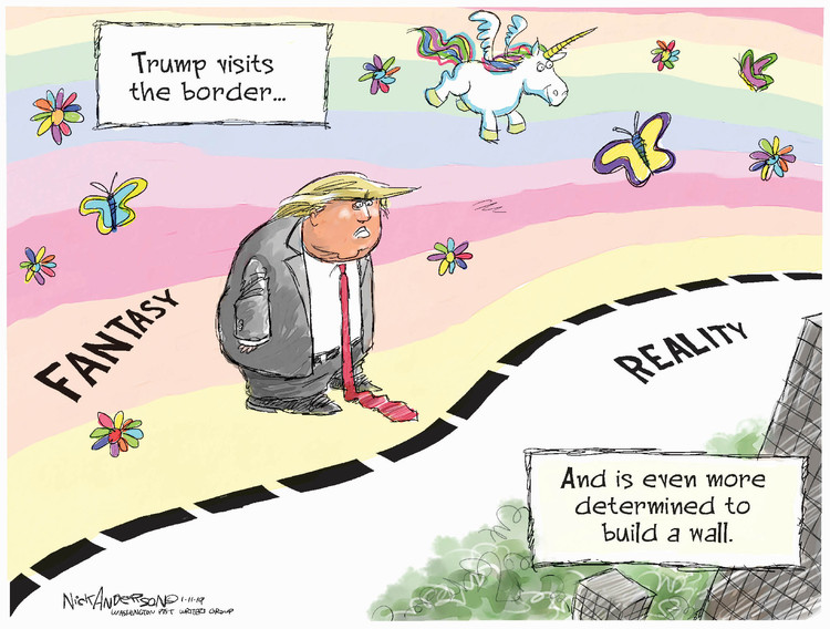 Nick Anderson by Nick Anderson for January 11, 2019