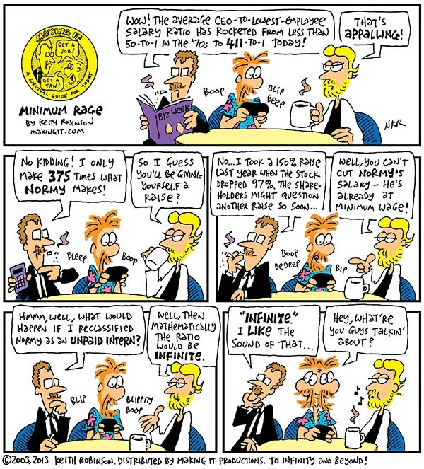 Making It Comic Strip for October 02, 2017