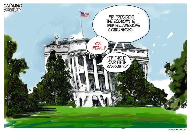 Ken Catalino Comic Strip for July 27, 2020