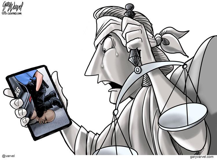 Gary Varvel Comic Strip for May 29, 2020