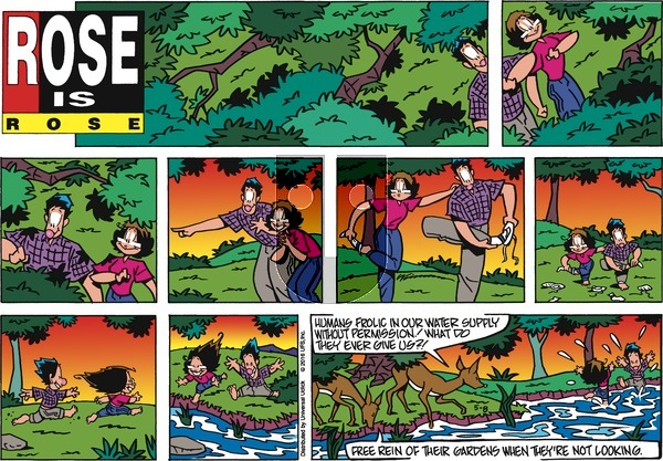 Rose is Rose on Sunday May 8, 2016 Comic Strip