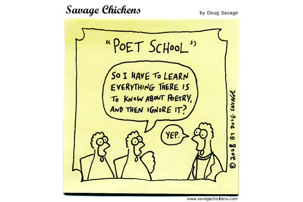 """Poet School""