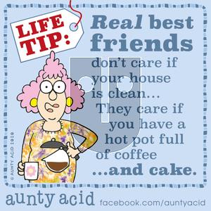 Aunty Acid - Tuesday February 18, 2020 Comic Strip