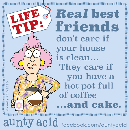 Aunty Acid Comic Strip for February 18, 2020