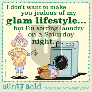 Aunty Acid on Wednesday December 18, 2019 Comic Strip