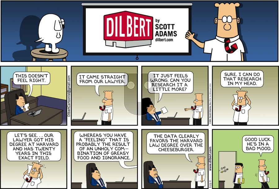 Purchase Comic Strip for 2011-05-22