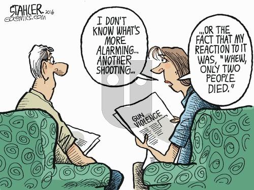 Jeff Stahler on Sunday June 5, 2016 Comic Strip