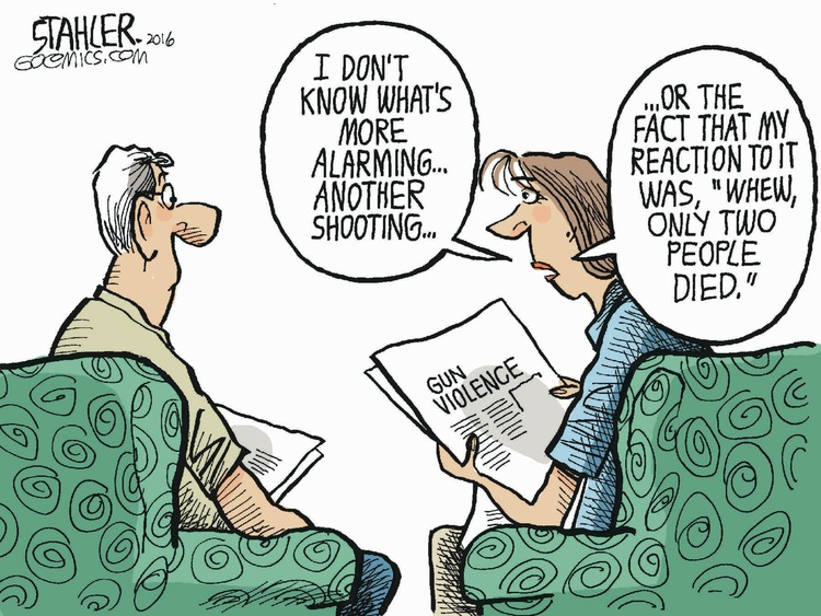 Jeff Stahler Comic Strip for June 05, 2016