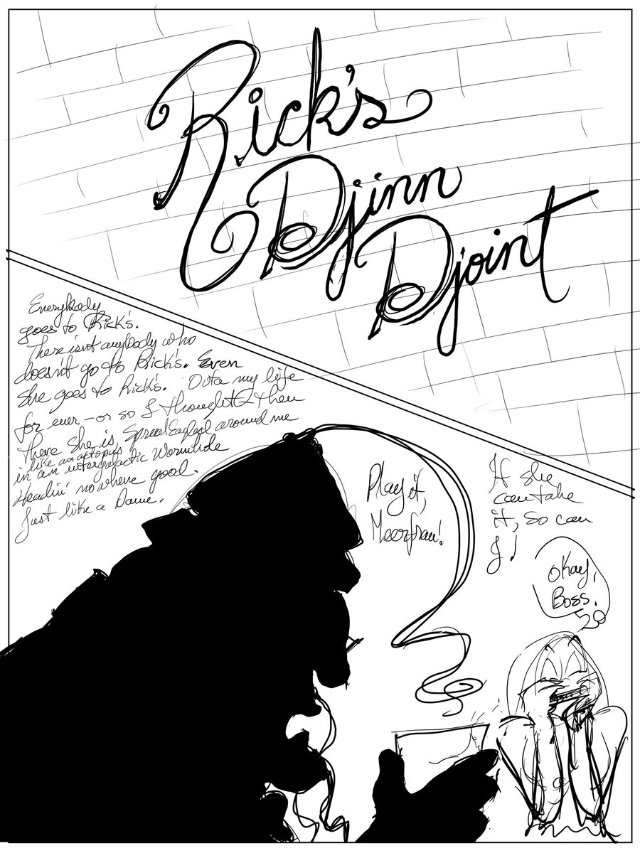 Pibgorn Sketches for Feb 21, 2018 Comic Strip