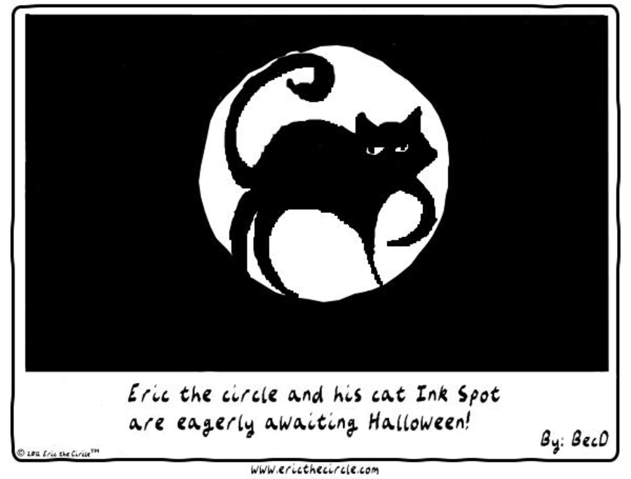 Eric the Circle for May 17, 2018 Comic Strip