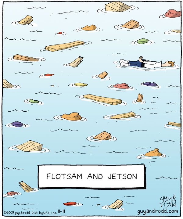 Flotsam and Jetson