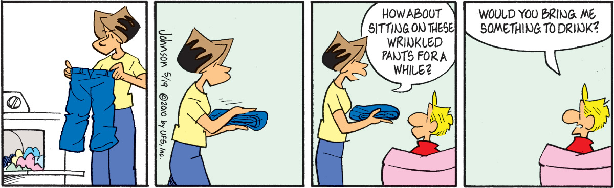 Arlo and Janis for May 19, 2010 Comic Strip