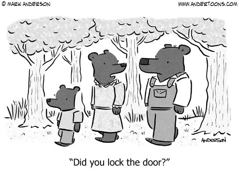 Andertoons Comic Strip for July 22, 2015