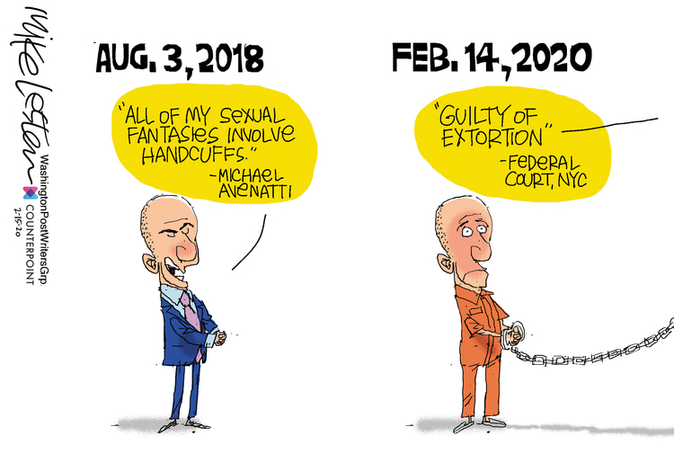 Mike Lester Comic Strip for February 15, 2020