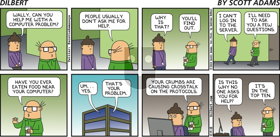 Purchase Comic Strip for 2018-10-14