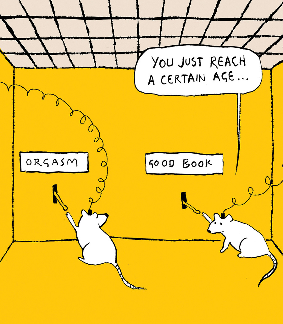 Berger & Wyse Comic Strip for April 10, 2021
