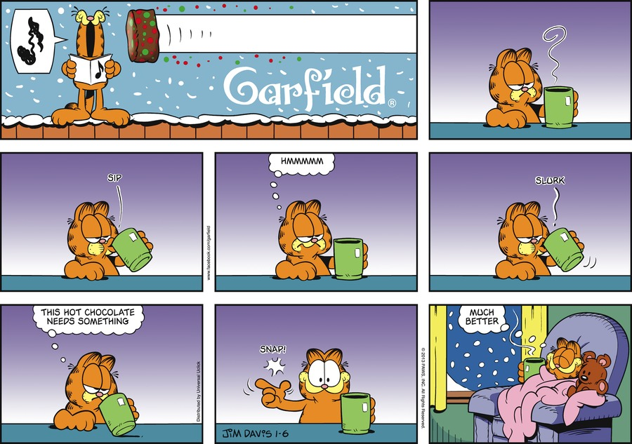 *sip*