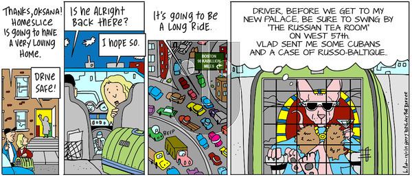 The Big Picture on Wednesday December 11, 2019 Comic Strip
