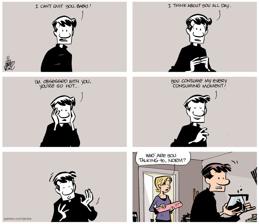 The Norm 4.0 for Sep 18, 2017 Comic Strip