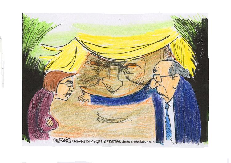 John Deering Comic Strip for January 19, 2020