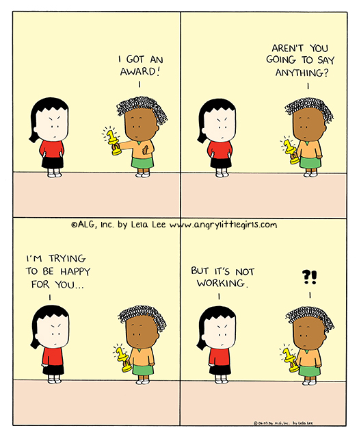 Angry Little Girls Comic Strip for January 25, 2013