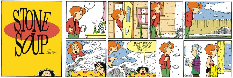 Stone Soup Classics Comic Strip for October 18, 2020