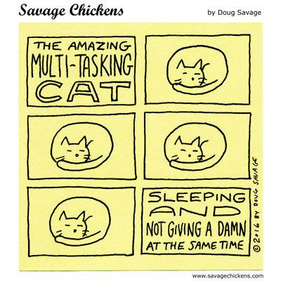 Savage Chickens by Doug Savage on Fri, 19 Jun 2020