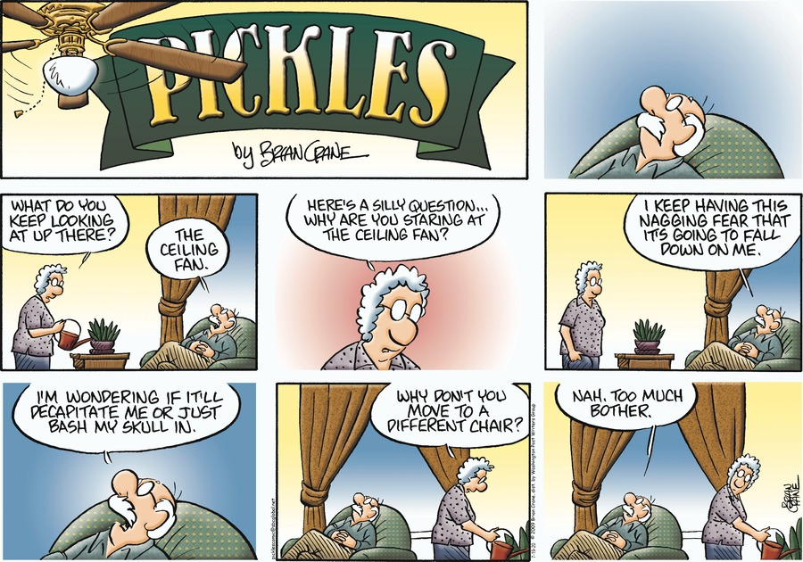 Pickles Comic Strip for July 19, 2020